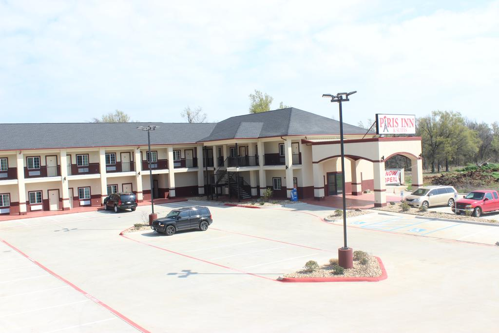 Paris Inn and Suites - Exterior-2