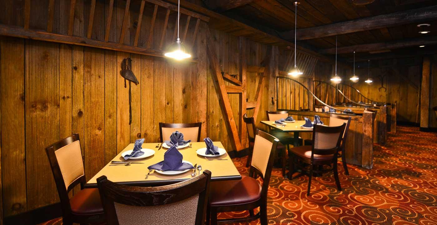 Pocono Resort - Dining Area-3