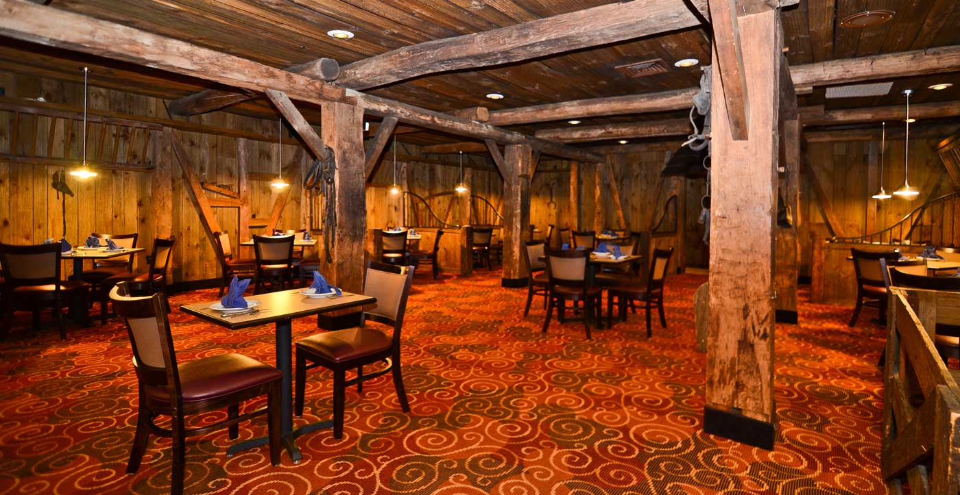 Pocono Resort - Dining Area-4