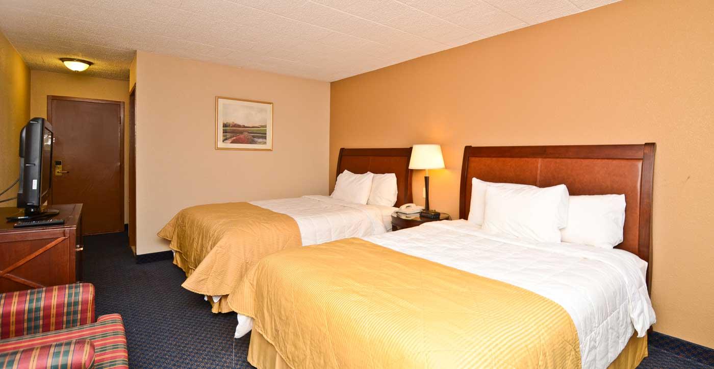 Pocono Resort - Double Beds