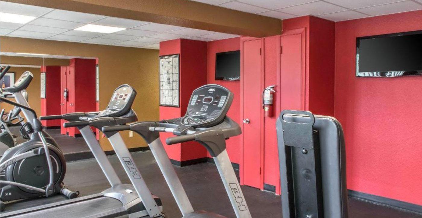 Pocono Resort - Fitness Area