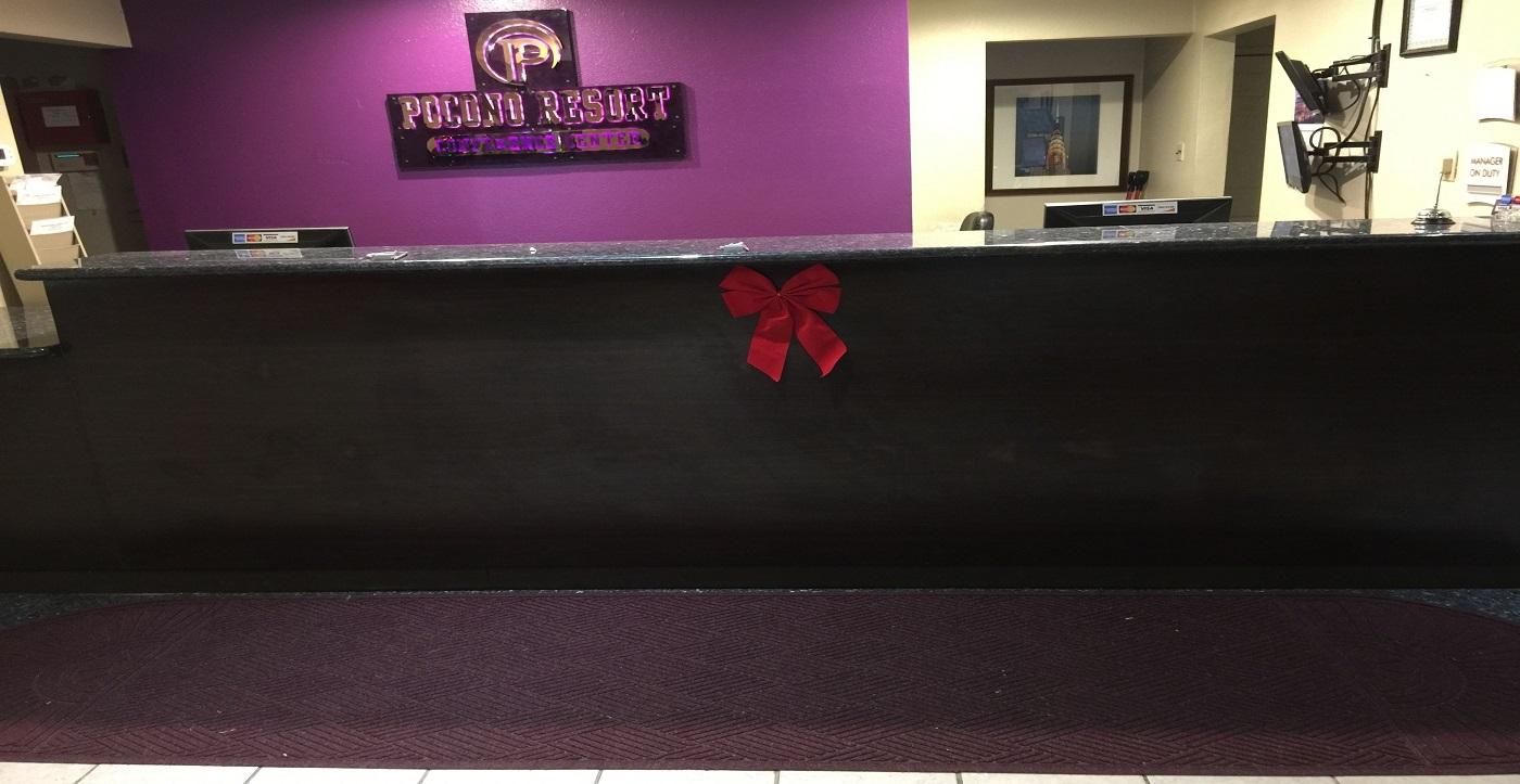 Pocono Resort - Lobby-1