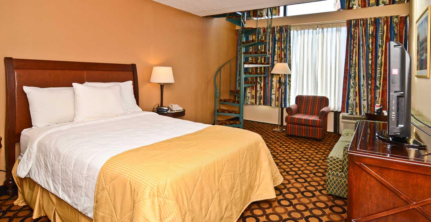 Pocono Resort - Single Bed-2