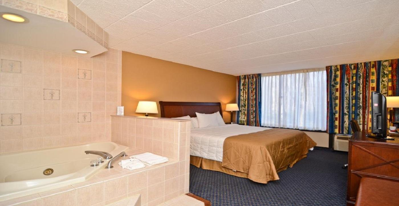 Pocono Resort - Single Bed-4