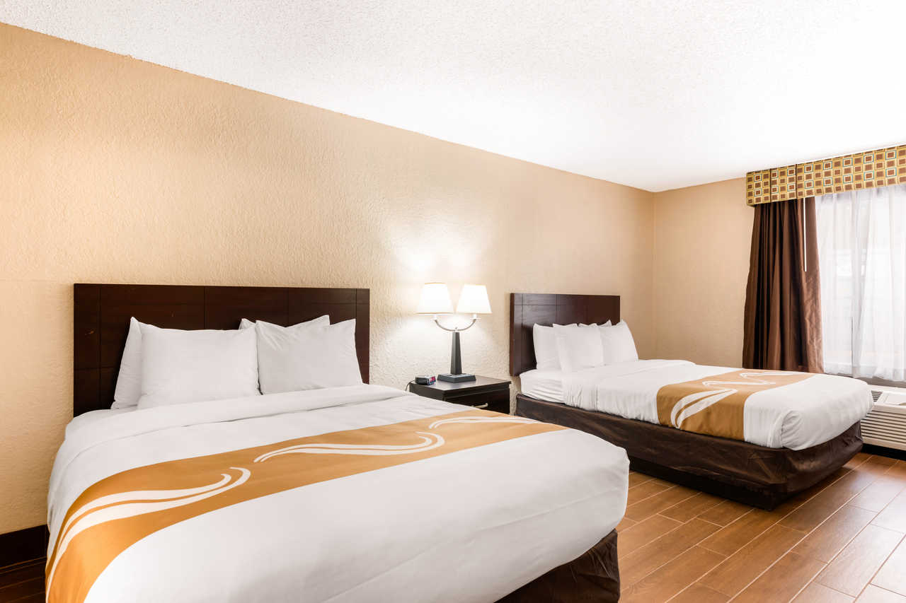 Quality Inn Orlando Airport - Double Beds-2
