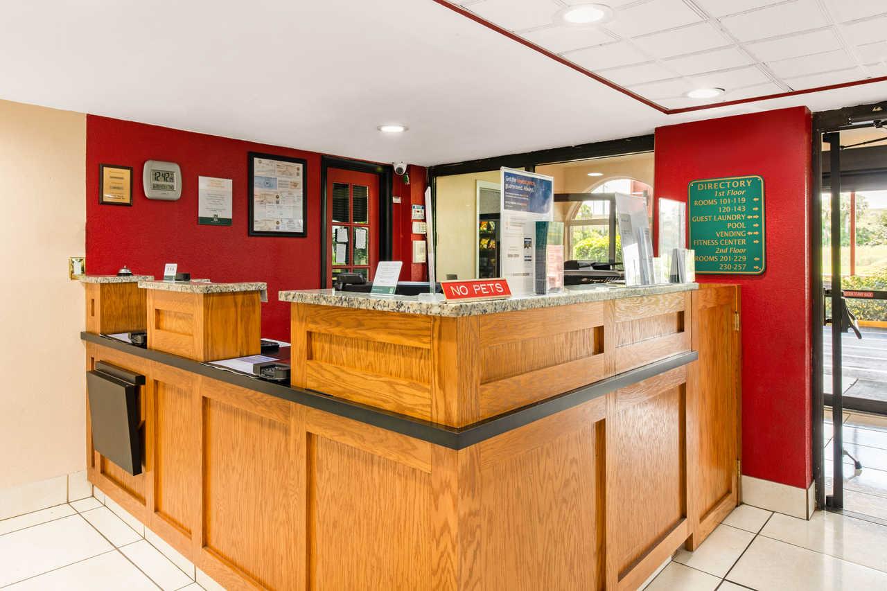Quality Inn Orlando Airport - Lobby-1