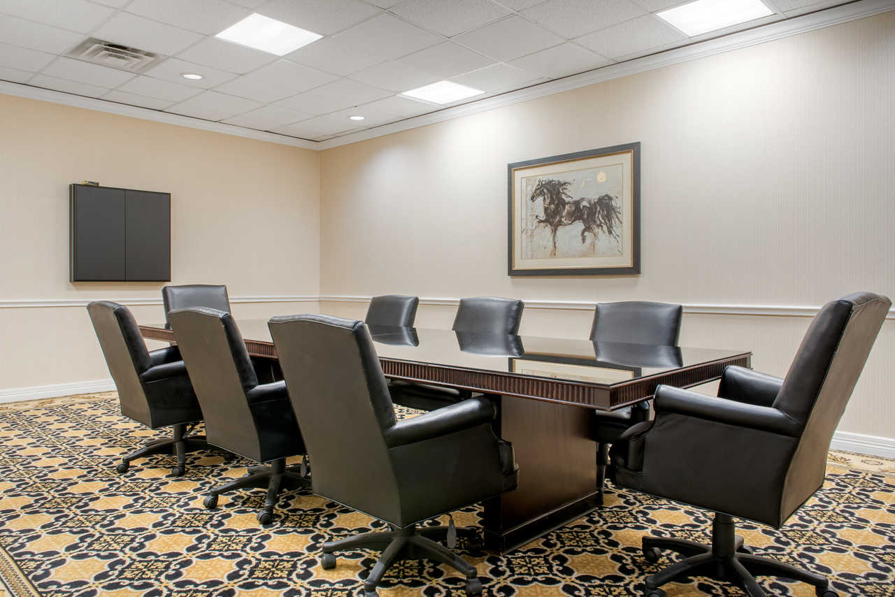 Quality Inn Airport Indianapolis - Meeting Area