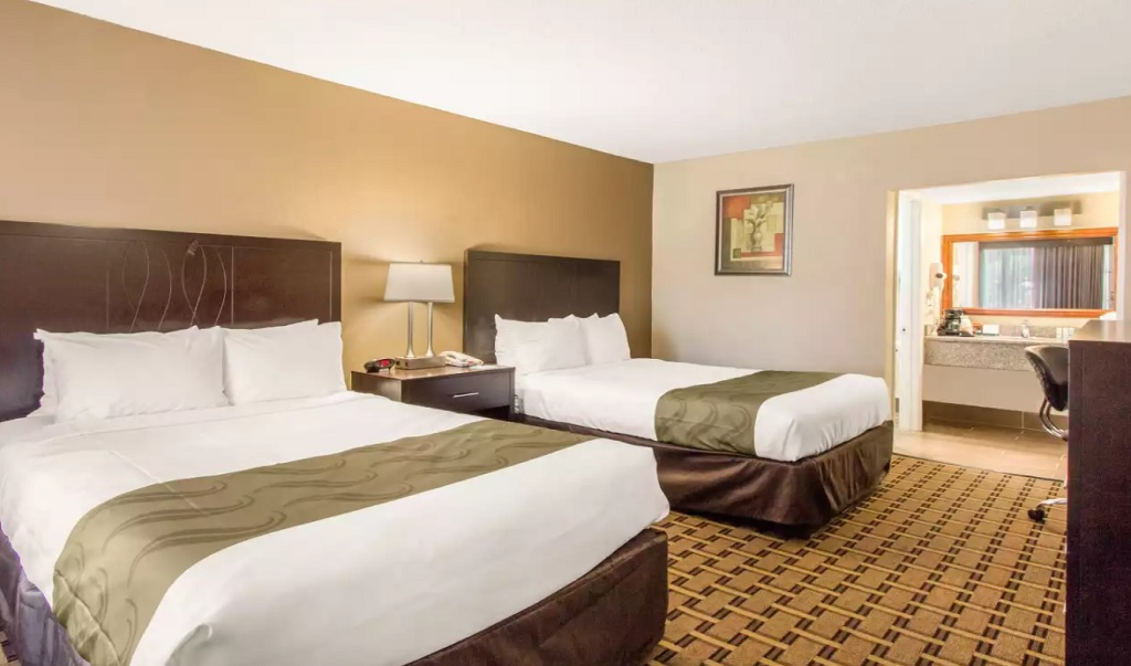 Quality Inn & Conference Center - 2 Beds Room-3