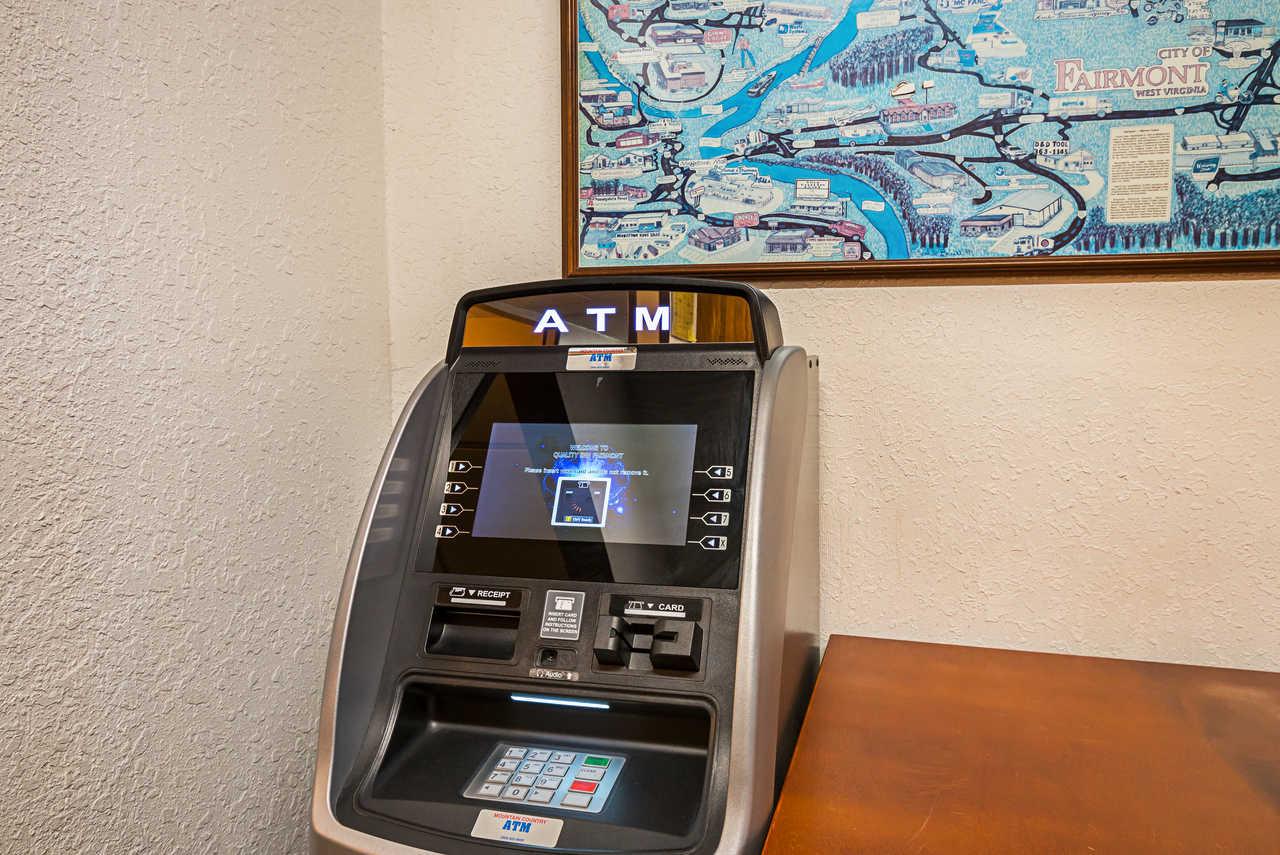 Quality Inn Fairmont - ATM Onsite