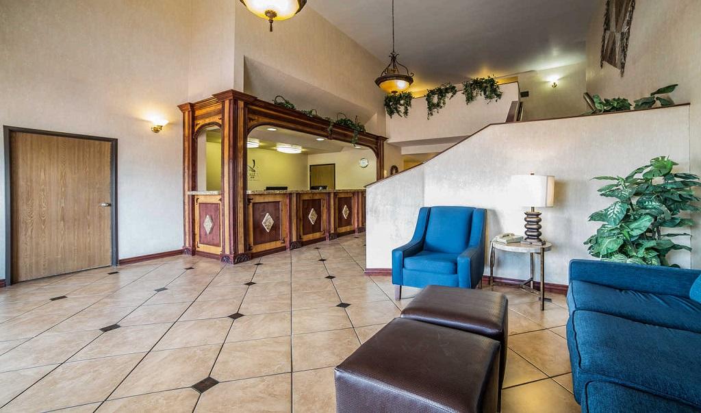 Quality Inn Zion Park Area - Lobby-3