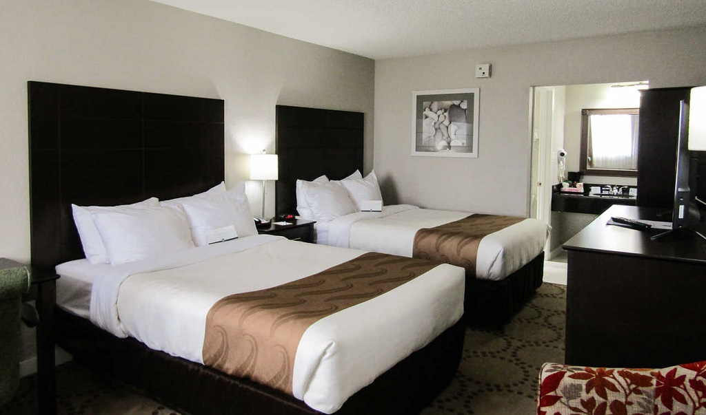 Quality Inn & Suites Kissimmee by The Lake - Double Beds-1