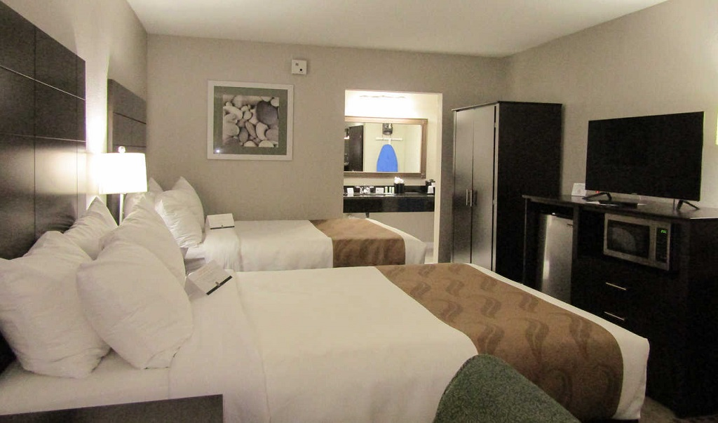 Quality Inn & Suites Kissimmee by The Lake - Double Beds-2