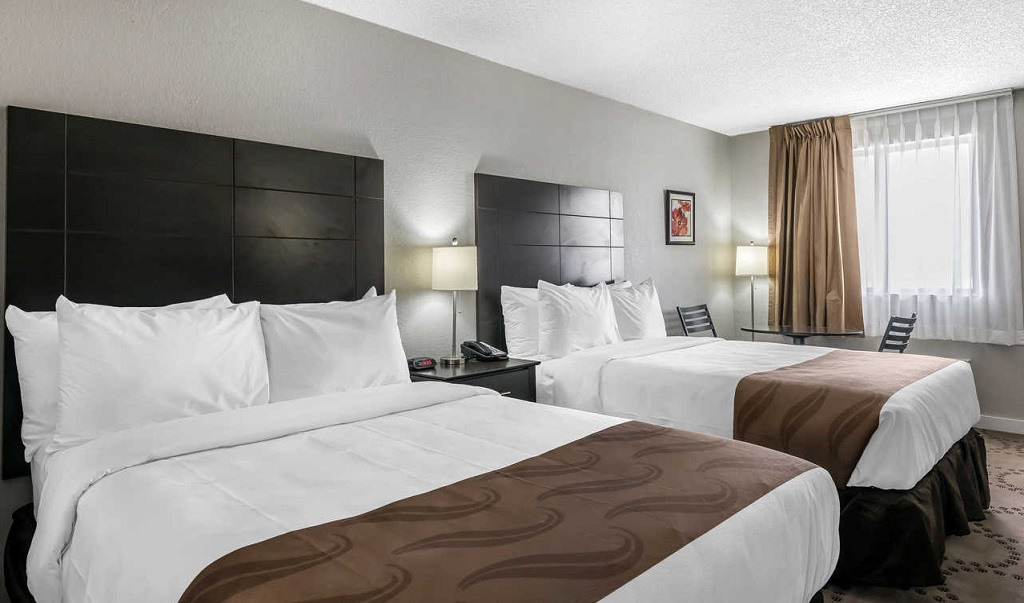 Quality Inn & Suites Kissimmee by The Lake - Double Beds-3