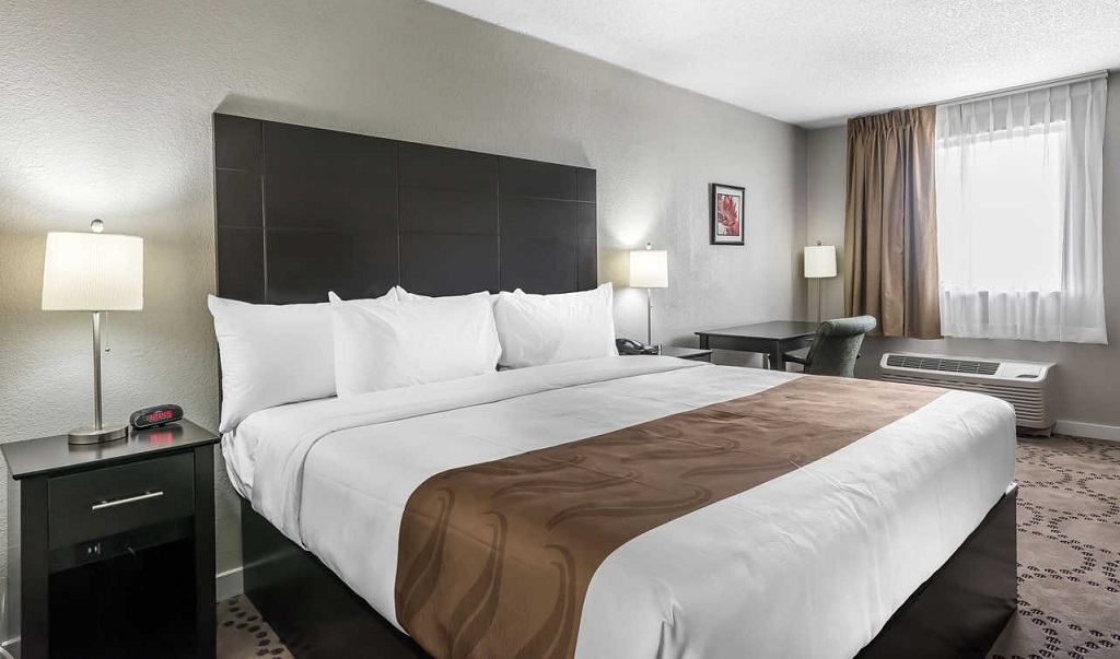 Quality Inn & Suites Kissimmee by The Lake - Single Bed-1