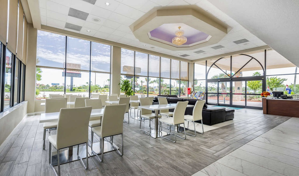 Quality Inn & Suites Kissimmee by The Lake - Lobby-1