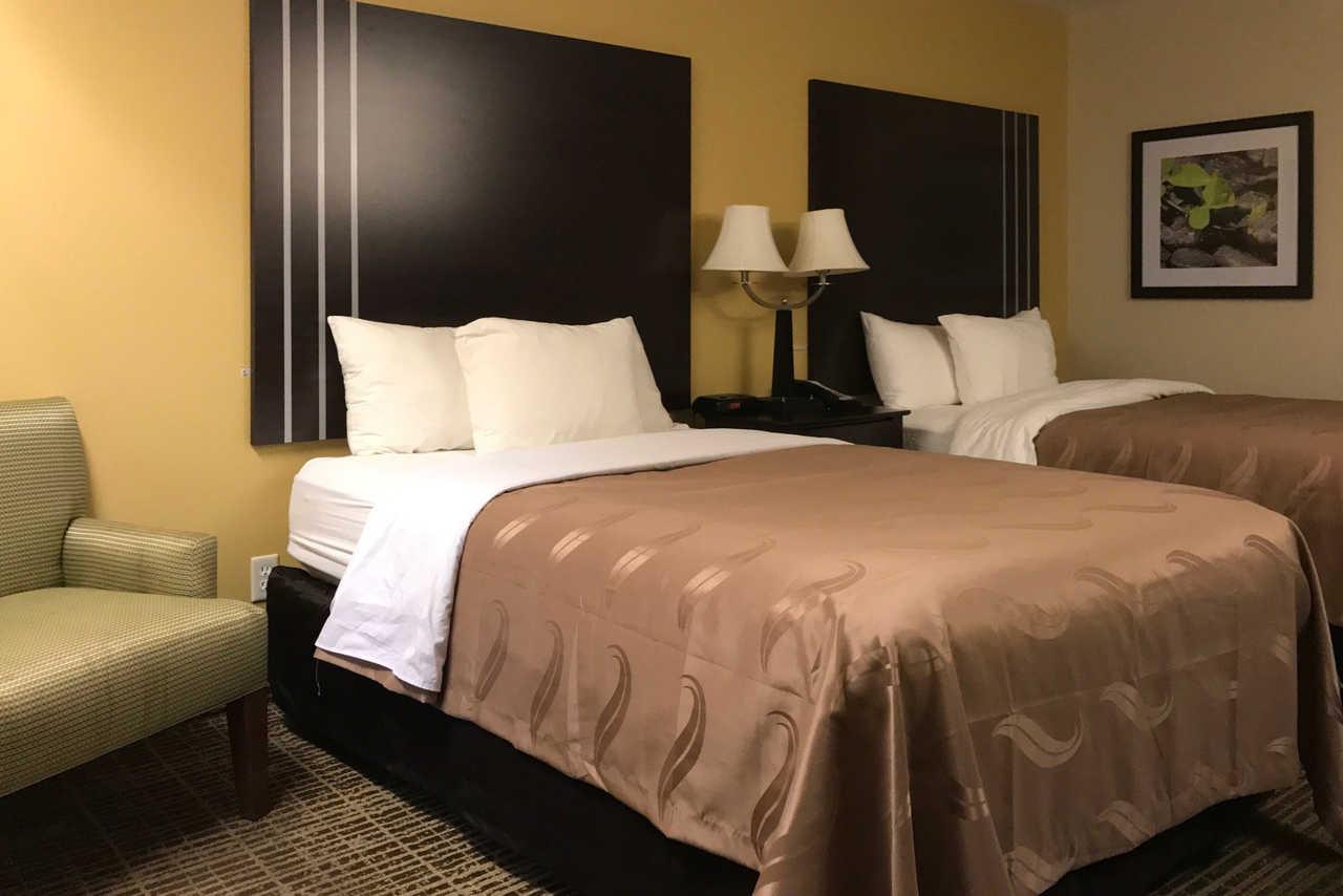 Quality Inn Seneca - Double Beds-2