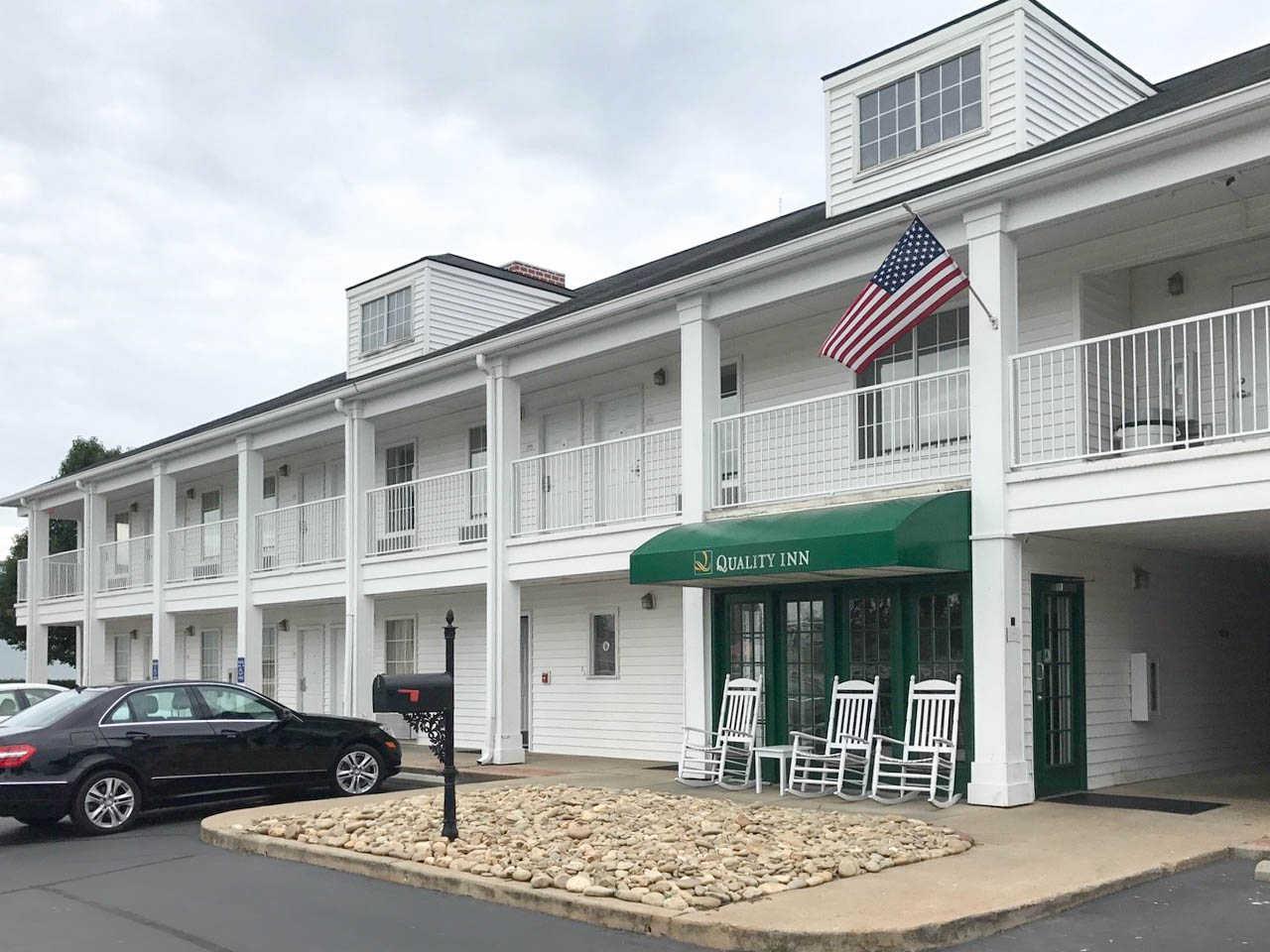 Quality Inn Seneca - Exterior-2