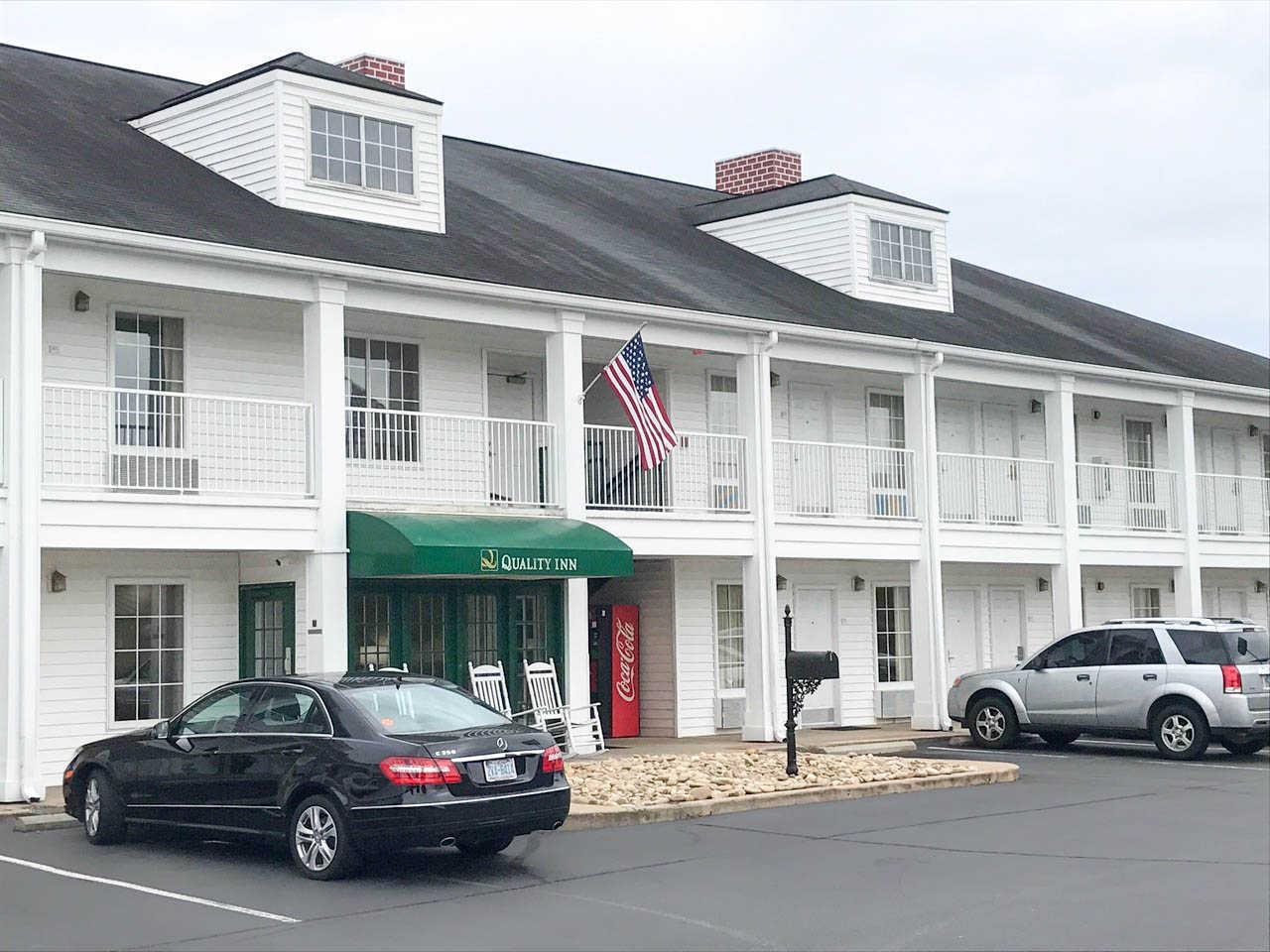 Quality Inn Seneca - Exterior-1