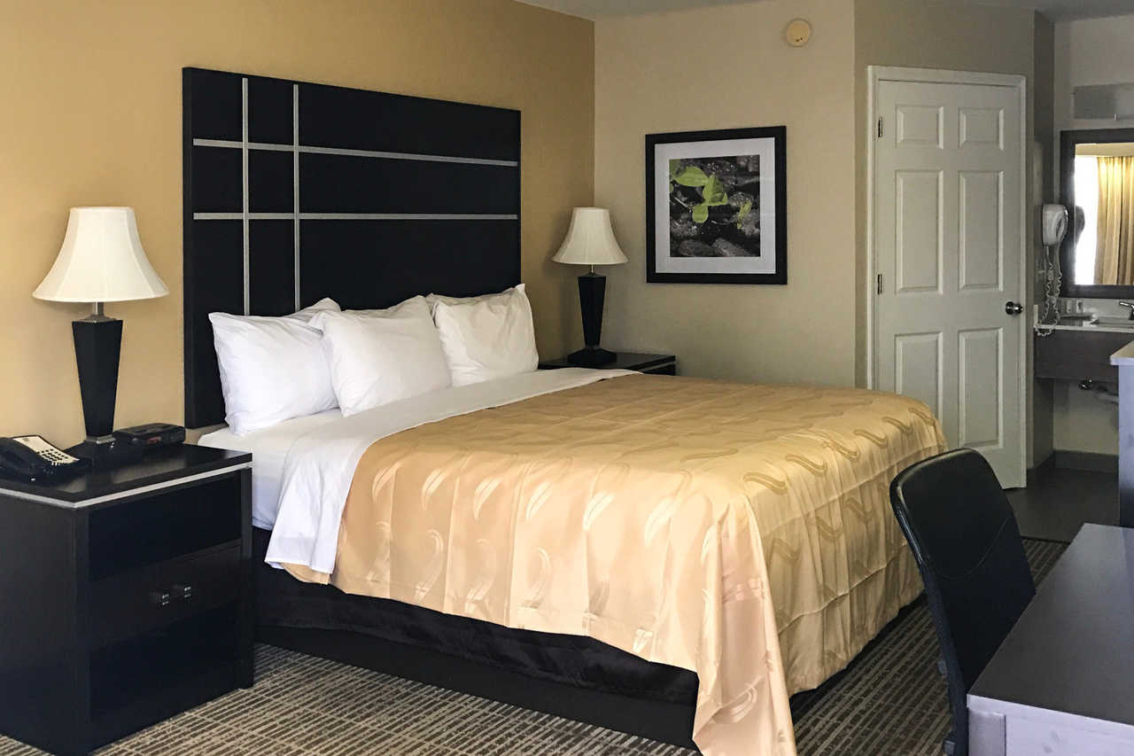 Quality Inn Seneca - Single Bed-2