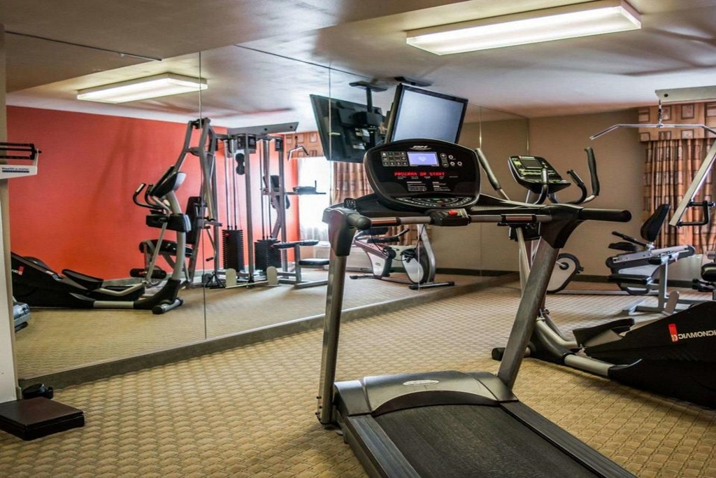 Quality Inn & Suites Ybor City - Fitness Center
