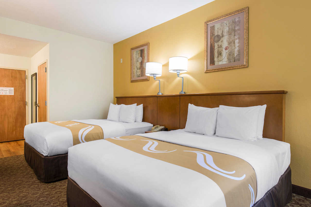 Quality Inn & Suites Orlando Florida Turnpike - Double Beds Room-1