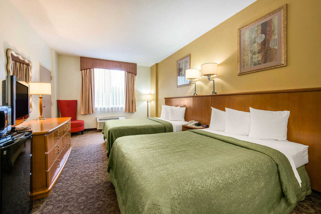 Quality Inn & Suites Orlando Florida Turnpike - Double Beds Room-4