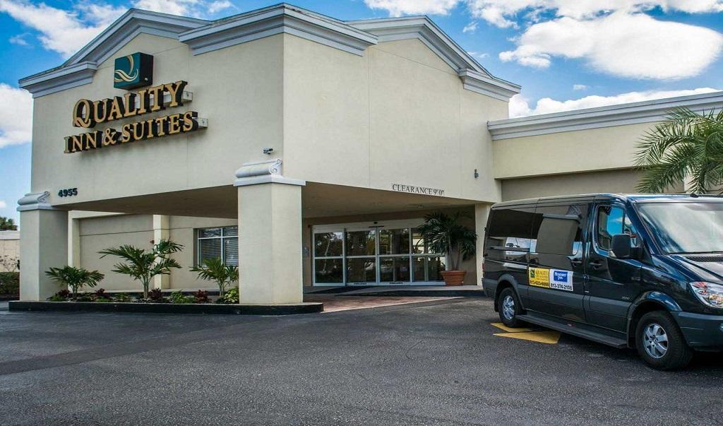 Quality Inn Ybor City - Exterior-2