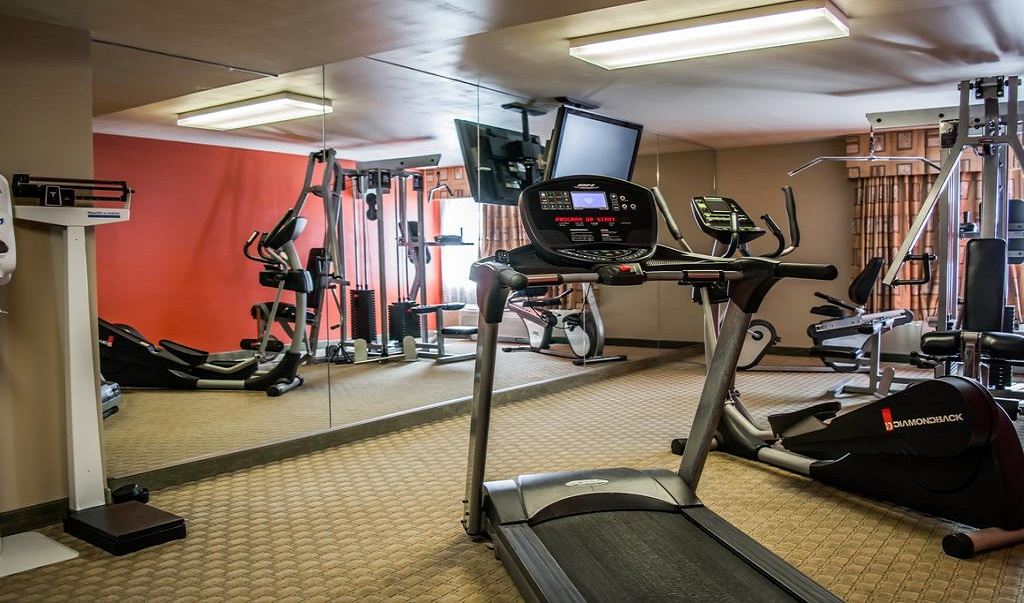 Quality Inn Ybor City - Fitness Faciltiy