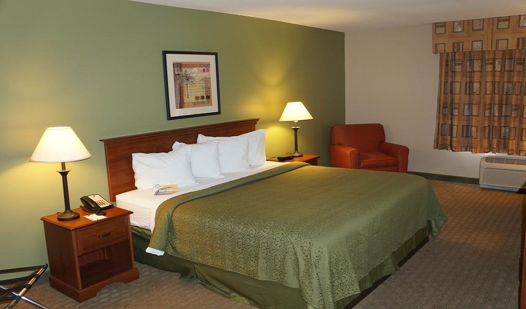 Quality Inn Ybor City - Single Bed-3