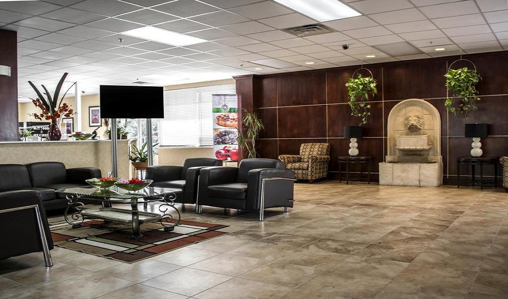 Quality Inn Ybor City - Lobby-2