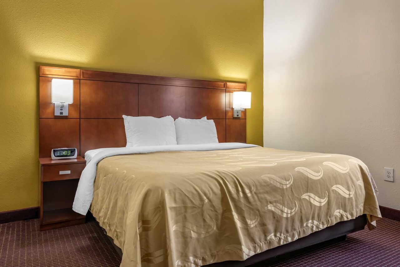 Quality Inn Zephyrhills - Single Bed Room-4