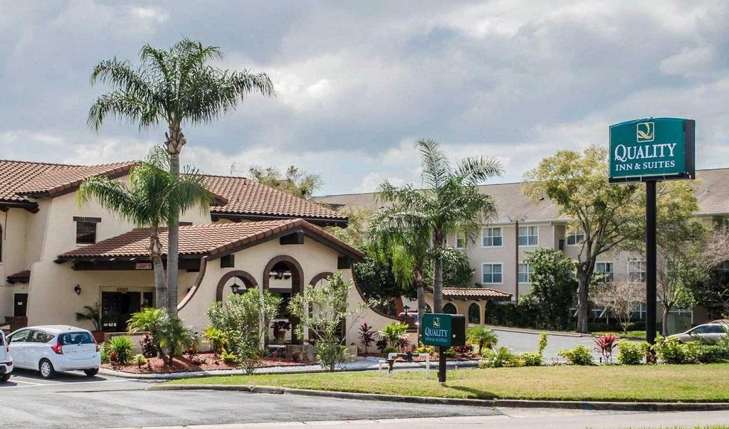 Quality Inn & Suites Brandon Tampa - Exterior-3