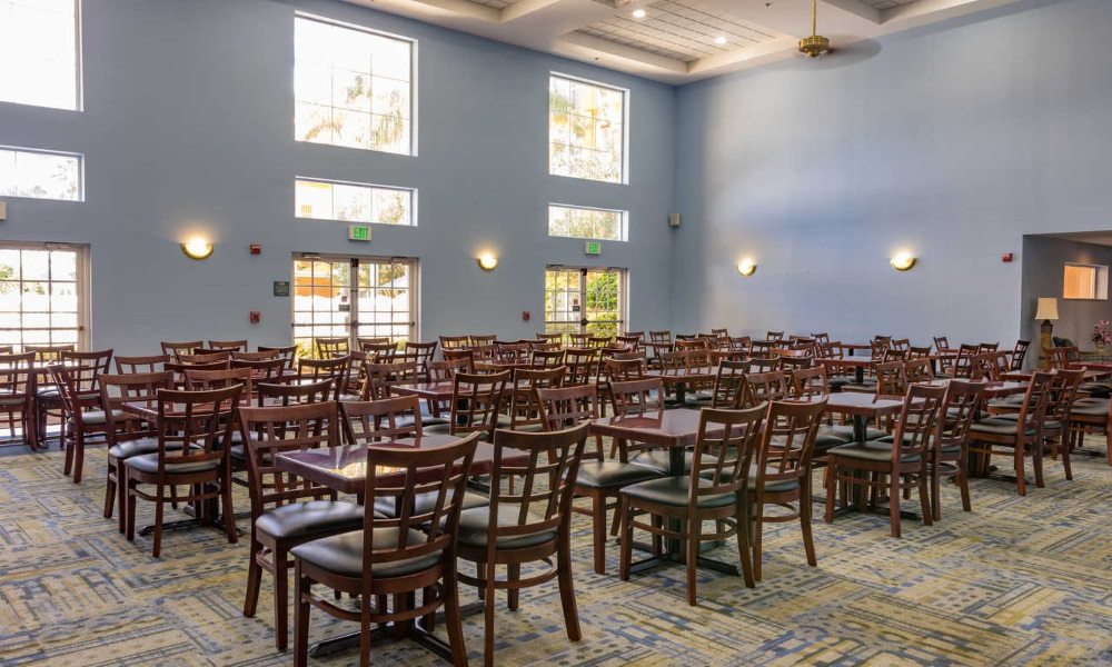 Quality Suites Lake Buena Vista - Breakfast Seating Area