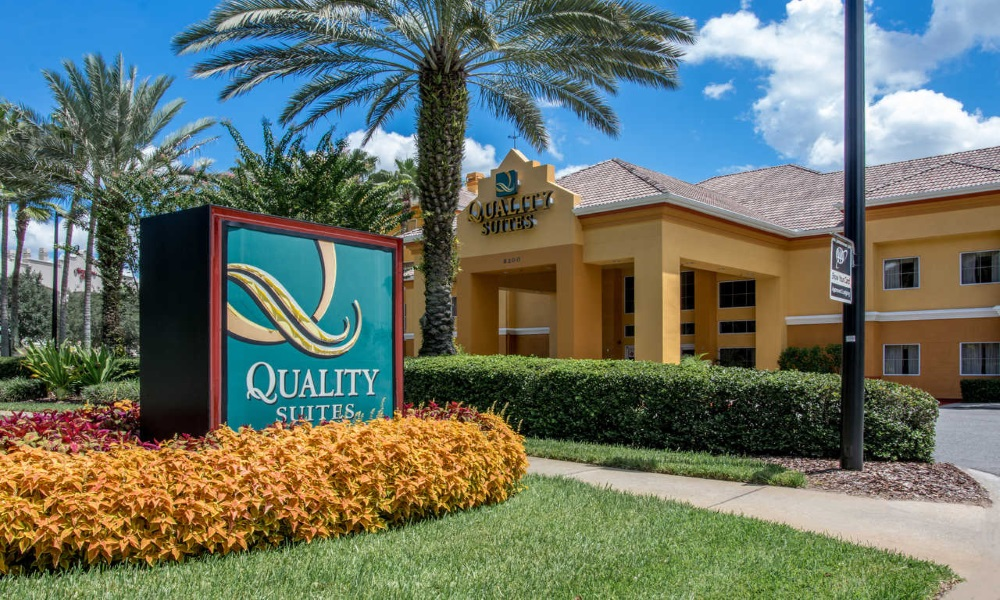 Quality Suites Lake Buena Vista - Exterior-2