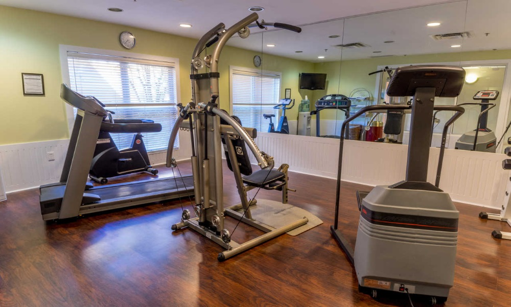 Quality Suites Lake Buena Vista - Fitness Room