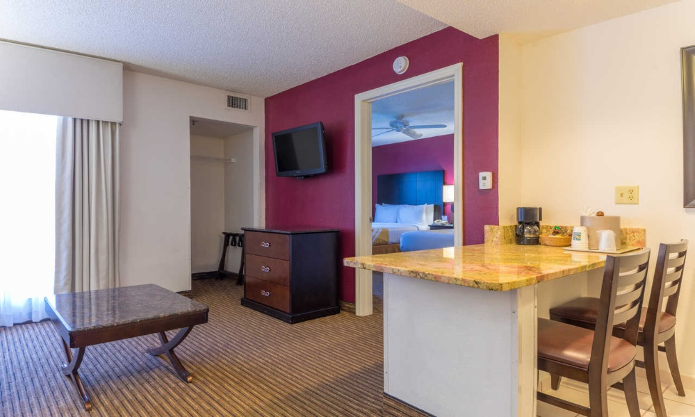 Quality Suites Lake Buena Vista - Single Bed-3