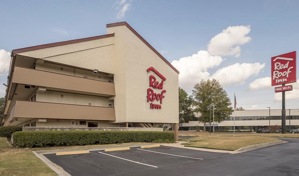 Red Roof Inn Atlanta   Exterior 1