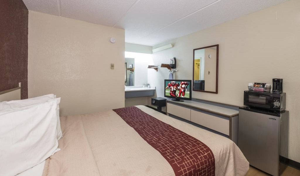 Red Roof Inn Atlanta Norcross - Single Bed-3