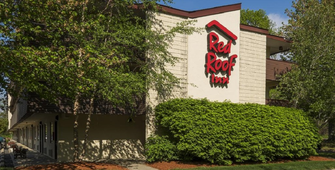 Red Roof Inn Tinton Falls- Exterior-3
