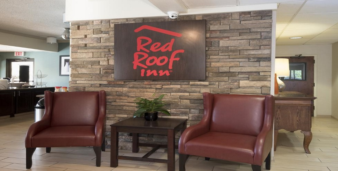 Red Roof Inn Tupelo - Lobby Area