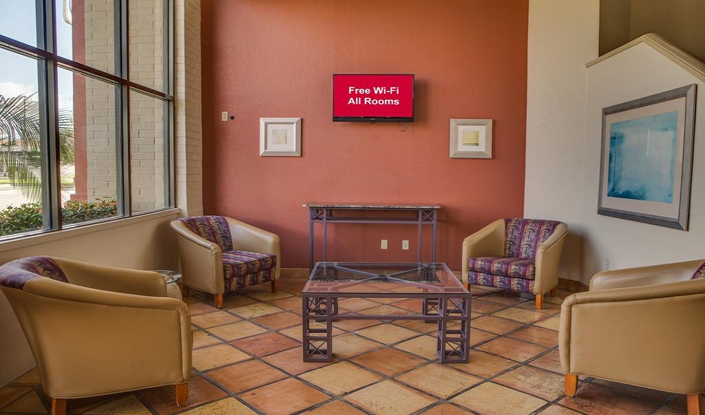 Red Roof Inn Pharr/McAllen - Lobby Area
