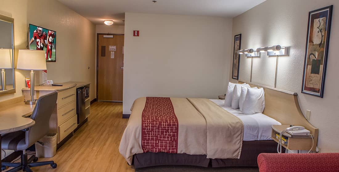 Red Roof Inn Pharr/McAllen - Single Beds-2