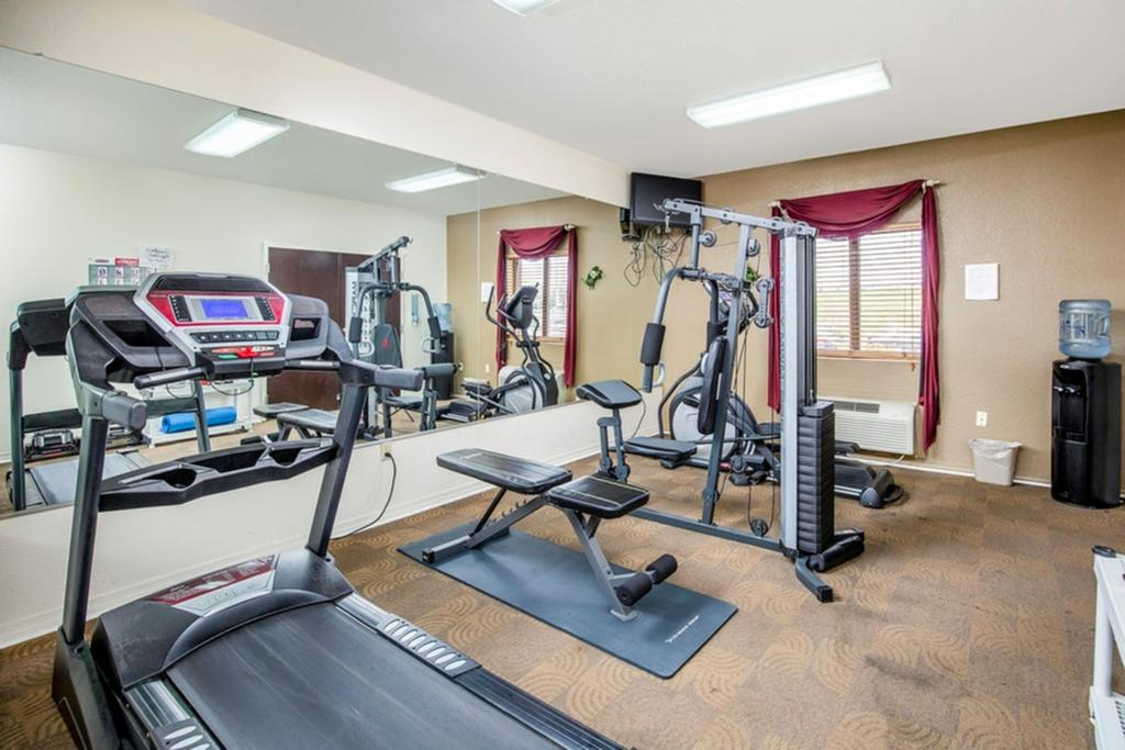 Regency Inn & Suites Biloxi - Fitness Area