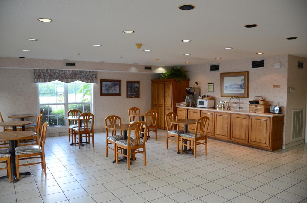 Richland Inn Lewisburg - Dining Area-1