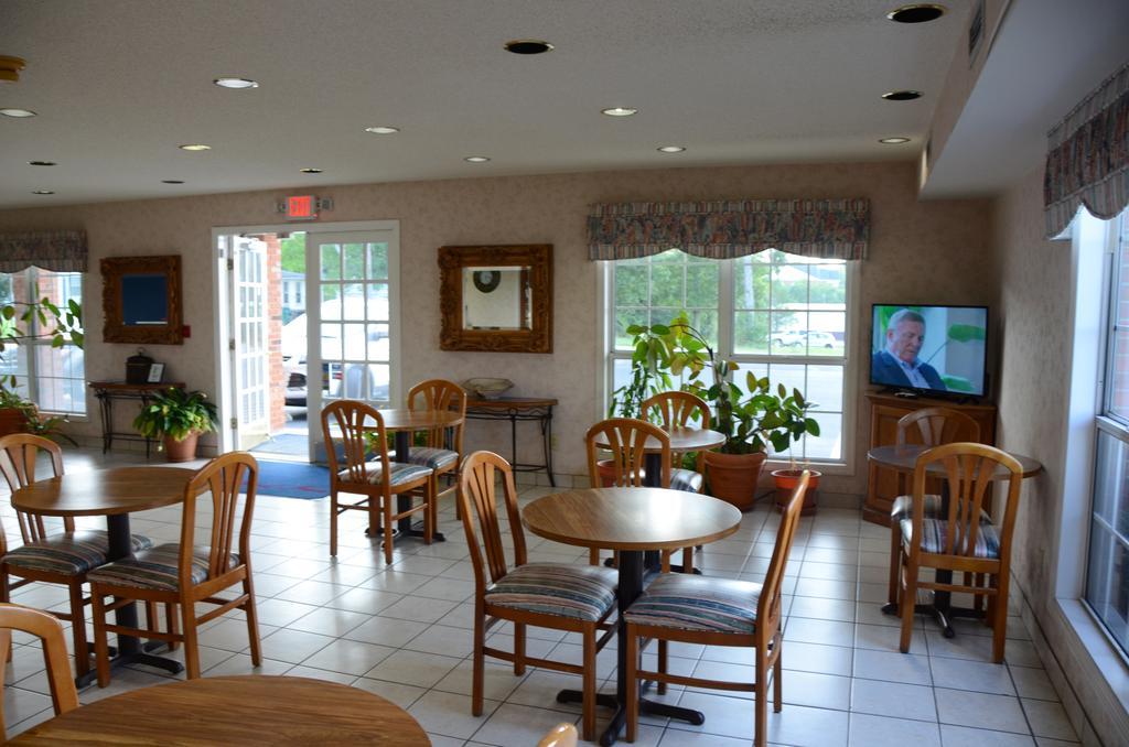 Richland Inn Lewisburg - Dining Area-2