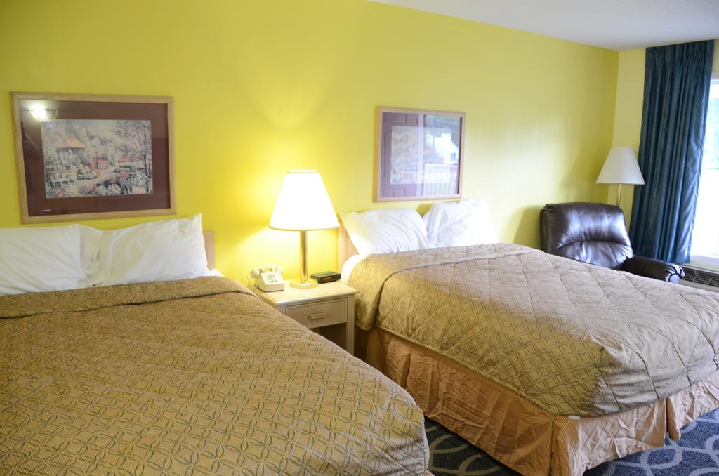 Richland Inn Lewisburg - Double Beds-3