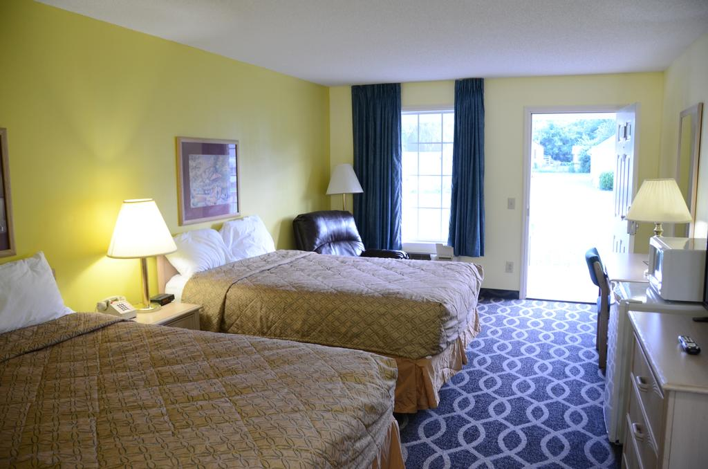 Richland Inn Lewisburg - Double Beds-4