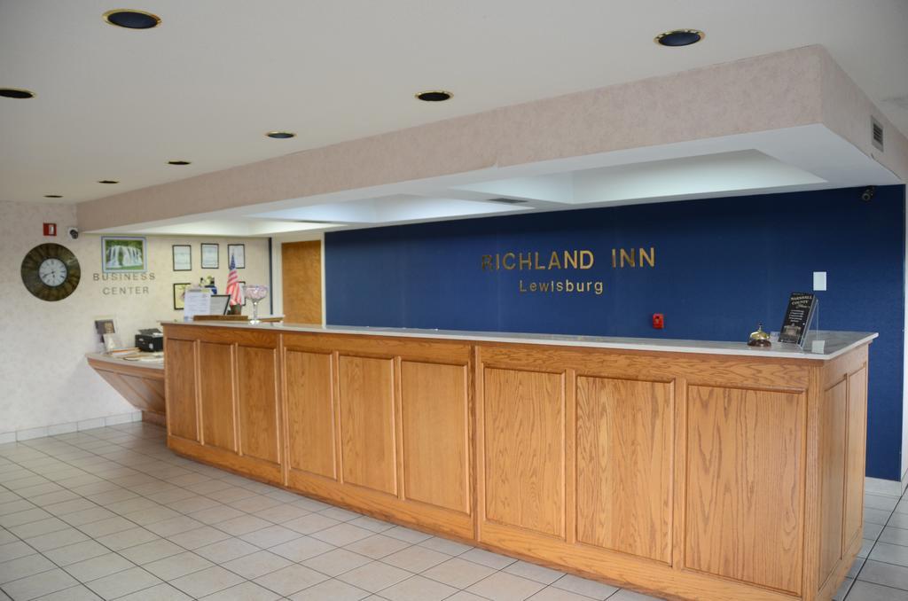 Richland Inn Lewisburg - Lobby-3