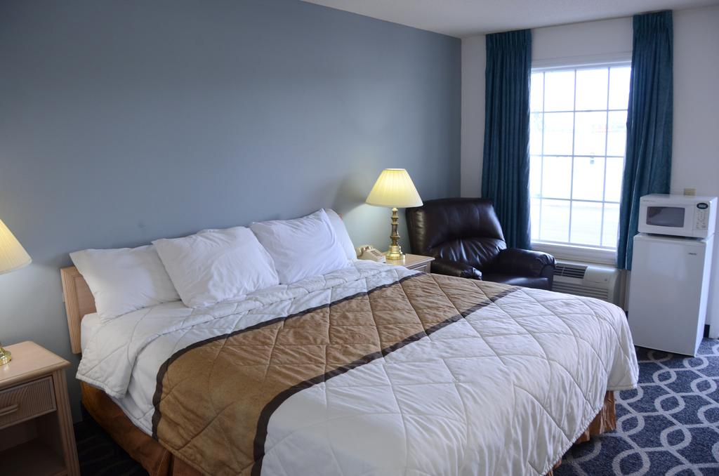 Richland Inn Lewisburg - Single Bed-2