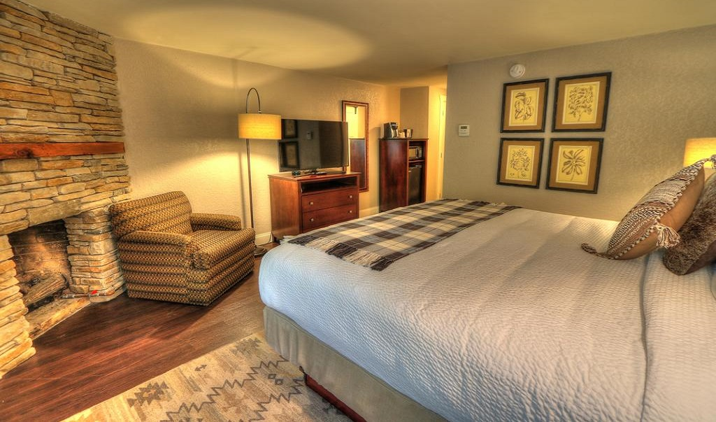 River Edge Motor Lodge - Single Bed-1